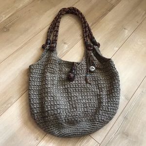 The Sak Crochet Shoulder Bag / Purse